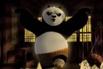 Intel Kung Fu Panda – Eight VFX