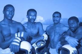 Visa Olympics Jamaican Bobsled Team