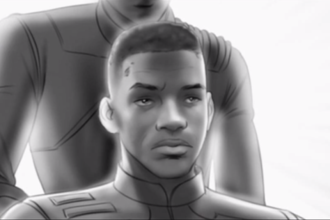 The Animatics of After Earth